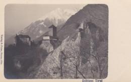 4811209Schloss Tirol. (Verlag B. Peter, Meran 1904.) - Merano