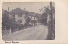 4811211Edelsitz Thierburg, (Verlag B. Peter, Meran 1904.) - Italie