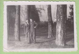 Grenoble, Ile Verte., 1945. Photo Originale Format 6 X 8.4 Cm. 2 Scans. - Plaatsen