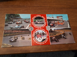 Postcard - ČSSR, Brno, Motosport - Autres