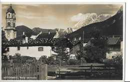 CPA MITTENWALD - Mittenwald