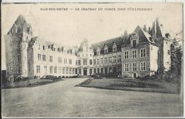 Ham-sur-Heure - Le Château Du Comte John D'Oultremont 1907 - Ham-sur-Heure-Nalinnes