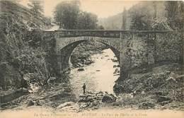 Dep - 23 - ANZEME Le Pont Du Diable Et La Creuse - Altri Comuni