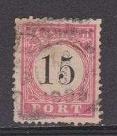 Nederlands Indie Dutch Netherlands Indies Port 8 Tanding B Type 3 Used ; Portzegel Due Stamp Timbre Tax Dienstmarke 1882 - Niederländisch-Indien