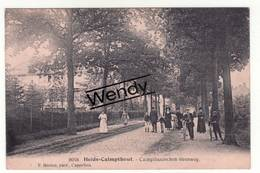 Kalmthout (Calmpthoutschen Steenweg) Uitg. Hoelen N° 8018 - Kalmthout