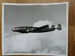TWA Lockheed L-049 Constellation / Airline Original-photo - 1946-....: Ere Moderne