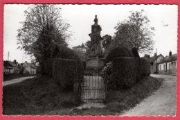 80 BOUGAINVILLE - Le Monument Aux Morts - Francia