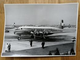 KLM Douglas DC-6 / 2 Airline Original-photos - 1946-....: Ere Moderne