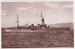 Militaire (Bateaux) - Lamotte Picquet - Croiseur De 8000 Tonnes - Guerre