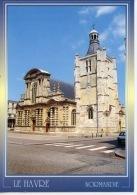 Le Havre - Normandie : Cathédrale Notre Dame (cp Vierge Ed Mage) - Autres