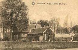 BOISSCHOT / Booischot - Hof Ter Laeken - Stallingen - Serre - Uitg. G. Hermans - Heist-op-den-Berg