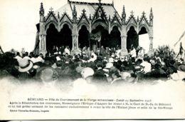 N°2494 T -cpa Béhuard -fête Du Couronnement De La Vierge Miraculeuse- 1923- - Andere Gemeenten