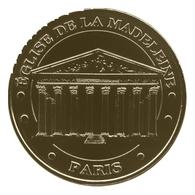 Monnaie De Paris , 2011 , Paris , Eglise De La Madeleine , Façade Nord - Monnaie De Paris
