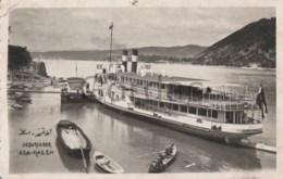 Romania - Ada Kaleh - Debarcader - Danube - Ship - Photo Omer Feyzi Boray - Roumanie