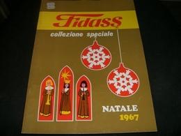 CATALOGO SCATOLE REGALO NATALE 1967 - Cioccolato
