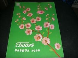 CATALOGO FIDASS PASQUA 1968 - Cioccolato