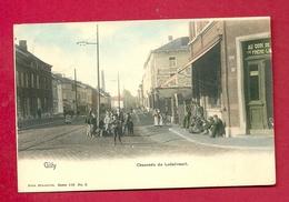 C.P. Gilly =  Chaussée  De  LODELINSART - Charleroi
