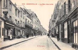 Granville (50) - La Rue Des Juifs - Granville