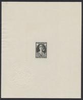 FM - Feuillet Ministériel En Noir Et Blanc Sans Indication De Valeur Type S.M. La Reine Elisabeth (n°326/32) / Cote 120e - MinisterBlocks