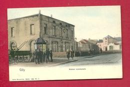 C.P. Gilly =  Maison  Communale - Charleroi