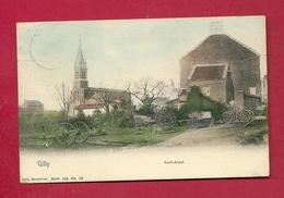 C.P. Gilly =  SART-ALLET - Charleroi