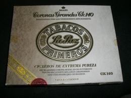 SCATOLA TABACOS PRIMEROS CORONAS - Empty Cigar Cabinet