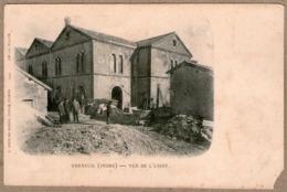 36 / VERNEUIL (Indre) - Vue De L'usine (animée) Cf. état - Francia