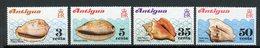 Antigua, Yvert 279/282**, Scott 288/291**, MNH - Antigua & Barbuda (...-1981)