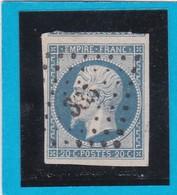 N° 14 A    PC 385   BETHUNE  ( 61 )  PAS-de-CALAIS   - REF 14112 - Beau Voisin - 1853-1860 Napoleon III