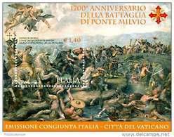 2012 - Vaticano Congiunta Ponte Milvio - Italia - Nuevos