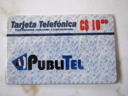 PUBLICEL NICARAGUA NUMBER 1  PREPAID - Nicaragua