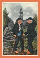 A598 / 053 HOMUALK Env. De Landerneau PENCRAN - Ilustradores & Fotógrafos