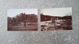 2 PHOTOS ANCIENNES - PALALDA 66 PYRENEES ORIENTALES - Plaatsen