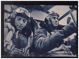 DT- Reich (009018) Propagandakarte Beobachter Und Flugzeugführer Eine Festgefügte Kampfgemeinschaft, Ungebraucht - Briefe U. Dokumente