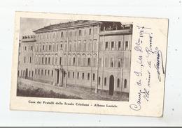 ALBANO LAZIALE CASA DEI FRATELLI DELLE SCUOLE CRISTIANE - Italie