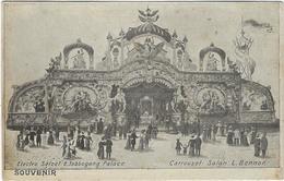 Spectacle  Cirque   Electro Select E Tobbogang Palace  Carrousel Salon L Benner - Cirque