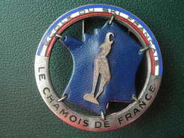 INSIGNE ECOLE DU SKI FRANCAIS Le Chamois De France - Envoi Gratuit. - Sports D'hiver