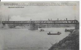 CPA 77Changis Saint Jean 1914 1918 - Oorlog 1914-18
