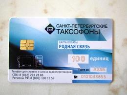RUSSIA PRISON CARD - Rusland