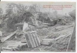 CPA 54 Heriménil 1914 1918 - Oorlog 1914-18