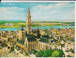 ANVERS ANTWERPEN BELGIUM  POSTCARD USED - Antwerpen