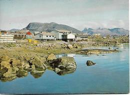 DANEMARK DANNMARK  NANORTALIK  HARBOUR AND POWER STATION GROENLAND - Groenland