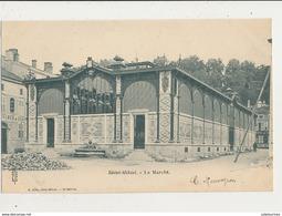 55 SAINT MIHIEL LE MARCHE CPA BON ETAT - Saint Mihiel