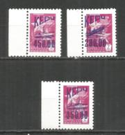 Ukraine Kerch Local Overprint 1993 Mint Stamps MNH(**) - Ukraine