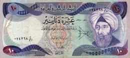 IRAQ  10 DINARS  1980 P-71 - Iraq