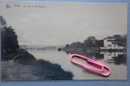 Visé : Le Pont Et L'île ROBINSON - Visé