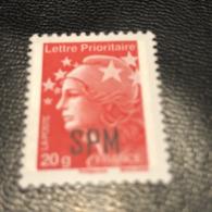 SAINT PIERRE ET MIQUELON - SPM MARIANNE 20G VALIDITE PERMANENTE - Y&T 1027 - St.Pedro Y Miquelon