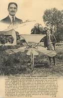Themes Div-ref EE211- Aviation -avions -avion -aviateurs- Aviateur L Aviette Victor Sur Bicyclette Aleyon- - Piloten