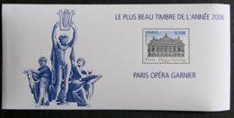 FRANCE - 2007 - YT BS 34 ** - LE PLUS BEAU TIMBRE DE L ANNEE 2006 - Foglietti Commemorativi