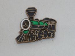 Pin's LOCOMOTIVE I - TGV